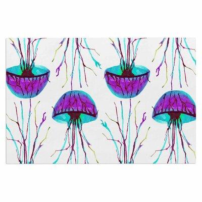 Ivan Joh Jellyfish Doormat