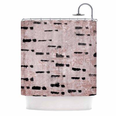 Iris Lehnhardt Texture and 1 Shower Curtain
