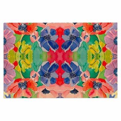 Gukuuki Spring Time Floral Doormat