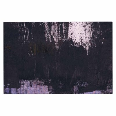 Iris Lehnhardt Brushstrokes 1 Abstract Doormat