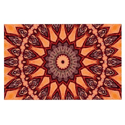 Iris Lehnhardt Colors of Africa Doormat