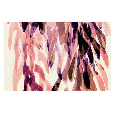 Iris Lehnhardt Abstract Leaves I Doormat