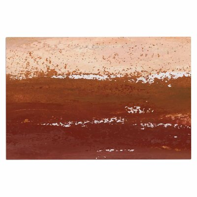 Iris Lehnhardt Cinnamon Chai Painting Doormat