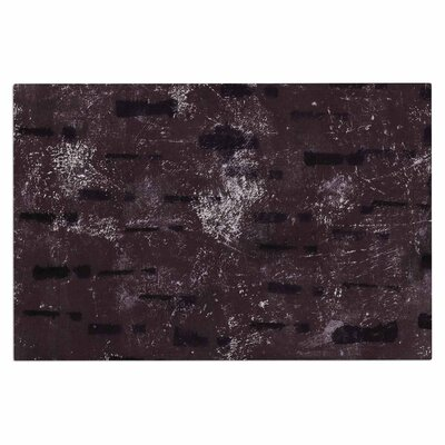 Iris Lehnhardt Tex Mix Jade Abstract Doormat Color: Purple