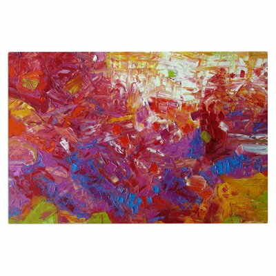 Jeff Ferst Sonoran Fantasy Abstract Doormat
