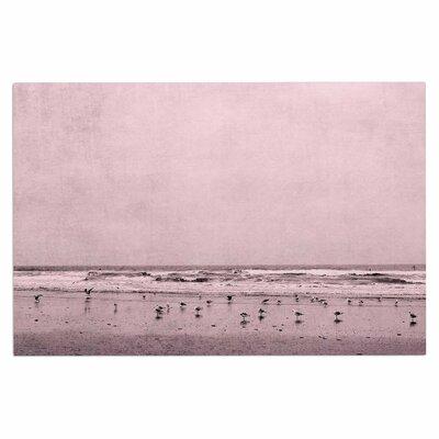 Iris Lehnhardt Seagulls Nature Doormat