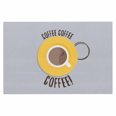 Jackie Rose Coffee! Doormat