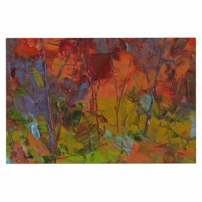 Jeff Ferst Fall Colors Painting Doormat