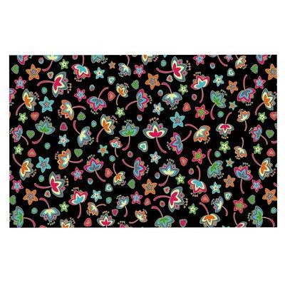 Julia Grifol Sweet Flowers Doormat