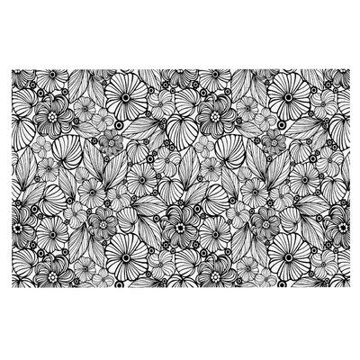 Julia Grifol Candy Flowers in Doormat