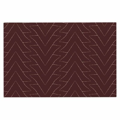 Julia Grifol Triangles Doormat