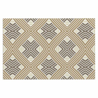 Julia Grifol Geometries Geometric Doormat