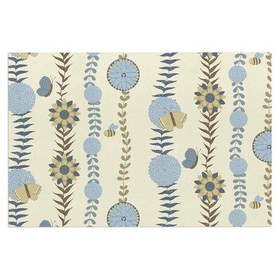 Judith Loske Flower Garden Doormat