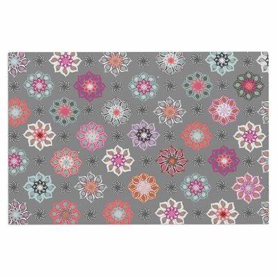 Jolene Heckman Mini Floral Doormat