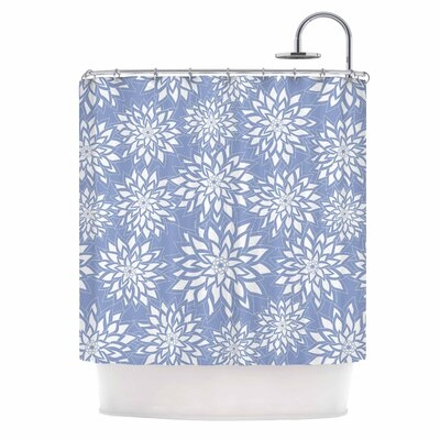 Julia Grifol Garden Shower Curtain