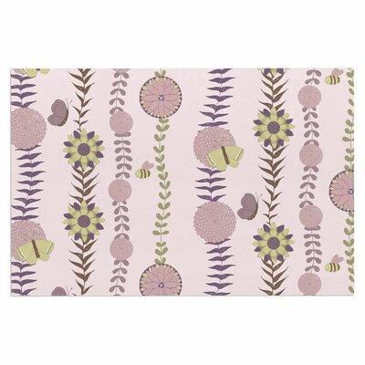 Judith Loske Flower Blush Doormat