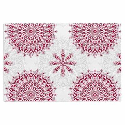 Julia Grifol Geometric Mandalas Doormat