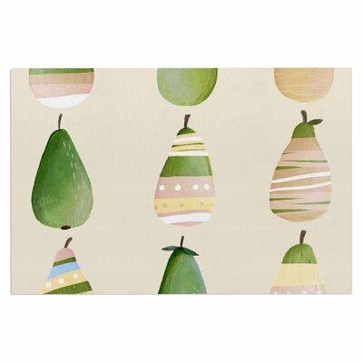Judith Loske Happy Pears Doormat