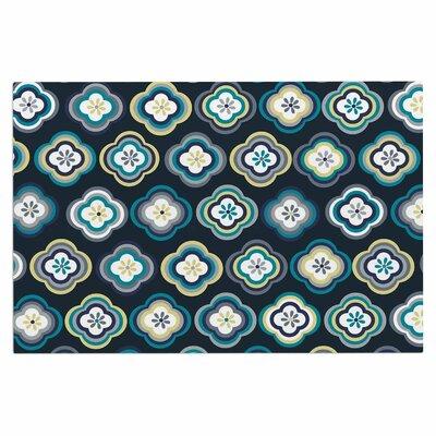 Jolene Heckman Graphic Floral Doormat