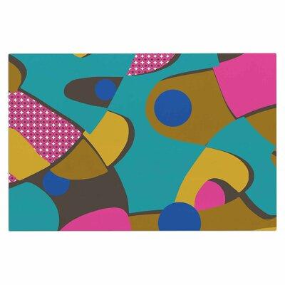 Jacqueline Milton FreeForm Vector Doormat