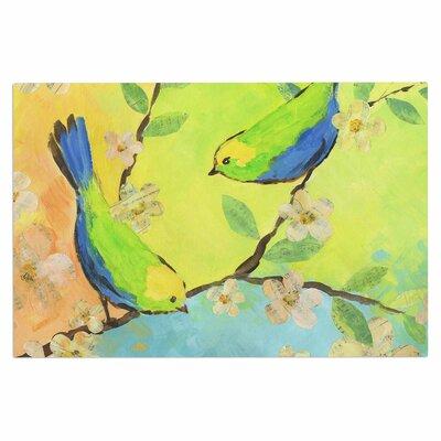 Jacqueline Milton Song Birds Doormat