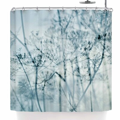 Iris Lehnhardt Atmospheric Shower Curtain