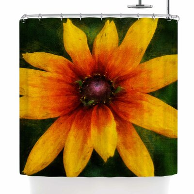 Ginkelmier Wildflower in Sun Photography Shower Curtain
