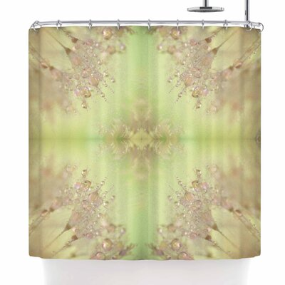 Ginkelmier Ginkelmier Abstract Shower Curtain