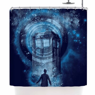 Frederic Levy-Hadida Master of Ceremony Shower Curtain