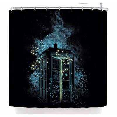 Frederic Levy-Hadida Regeneration Is Coming Shower Curtain