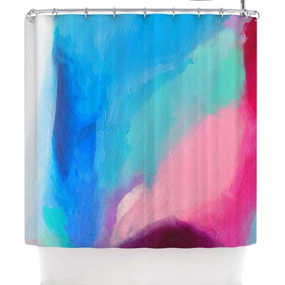 Geordanna Fields Sabras Shower Curtain