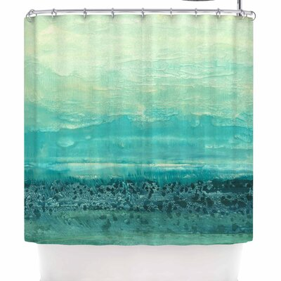 Iris Lehnhardt Oceanic Shower Curtain