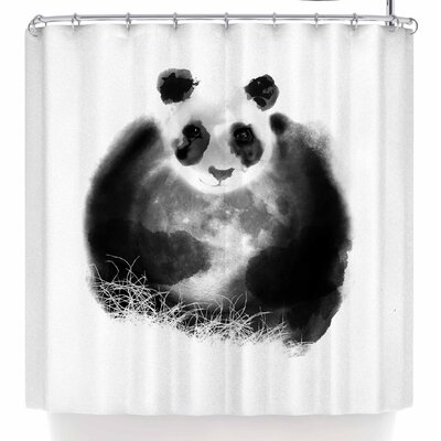Frederic Levy-Hadida Moon Catcher Shower Curtain