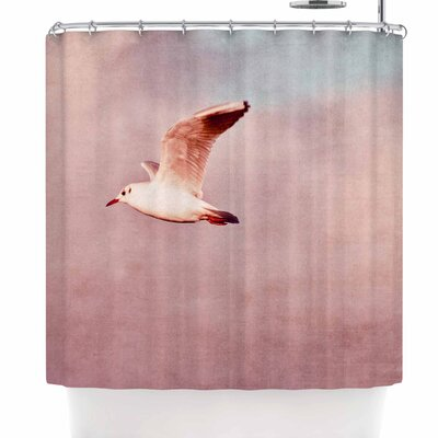 Iris Lehnhardt Into the Pink Photography Shower Curtain