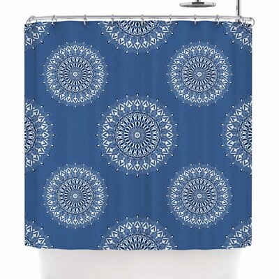 Julia Grifol Harmony Shower Curtain