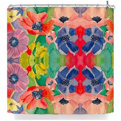Gukuuki Spring Time Shower Curtain