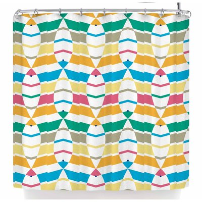 Gukuuki Percy Lemore Shower Curtain