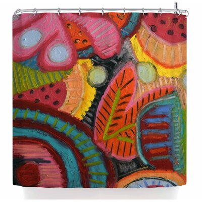 Jeff Ferst Tropic Delight Shower Curtain