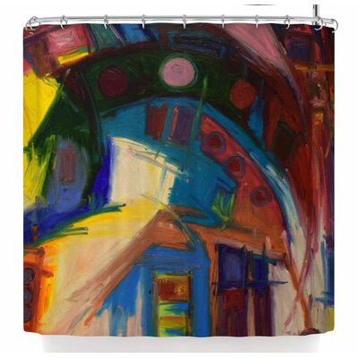 Jeff Ferst New York Chic Shower Curtain