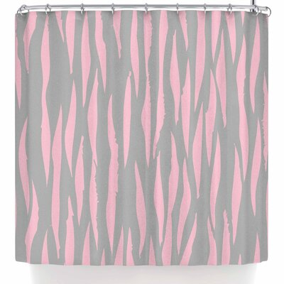 Wildlife Animal Print 12 Shower Curtain