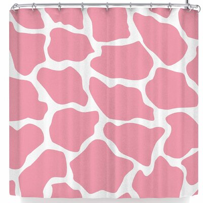 Wildlife Animal Print 11 Shower Curtain