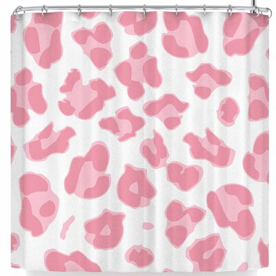 Wildlife Animal Print 2 Shower Curtain