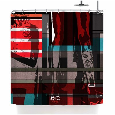Ivan Joh Temptation Shower Curtain