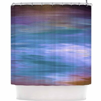 Ebi Emporium Resonance 1 Shower Curtain