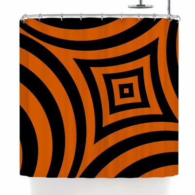 Fotios Pavlopoulos Symmetry in Disguise Shower Curtain