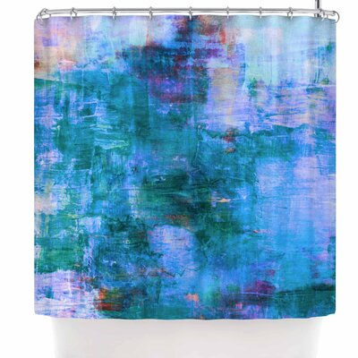Ebi Emporium the Reef Shower Curtain