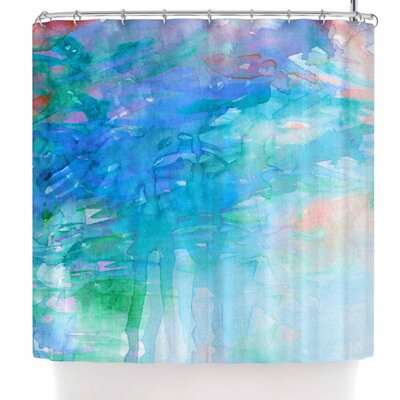 Ebi Emporium Childlike Wonder Shower Curtain