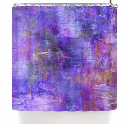 Ebi Emporium Purple Fog Shower Curtain
