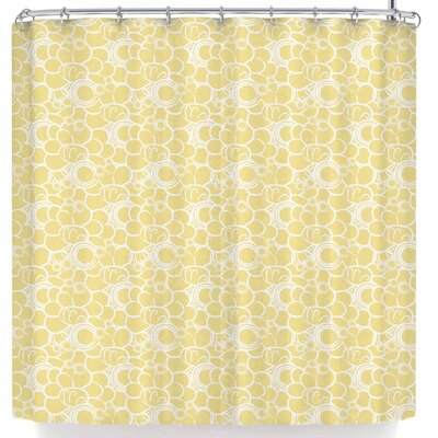 Mydeas Sunny Spots Vector Shower Curtain