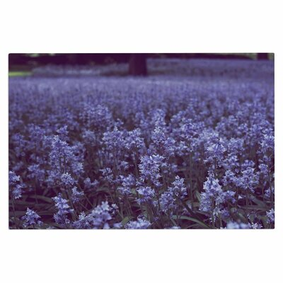 Ann Barnes Bell Forest Flowers Doormat